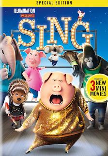 Sing [2016] [DVD5] [Latino]