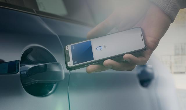 BMW upgrades its car key version to Digital Key Plus