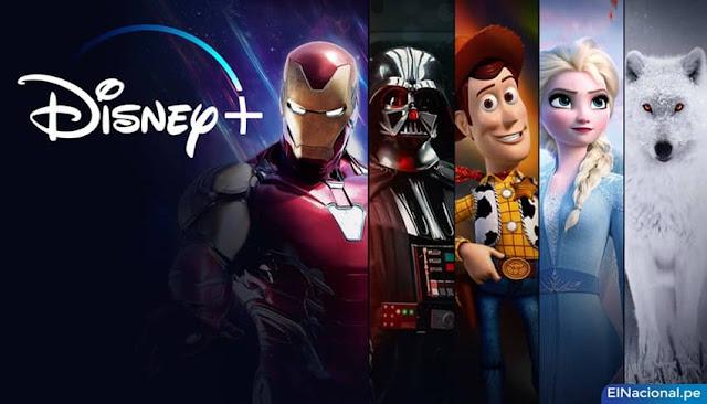 Disney Plus en Perú: ¿cuánto cuesta los servicios de streaming?