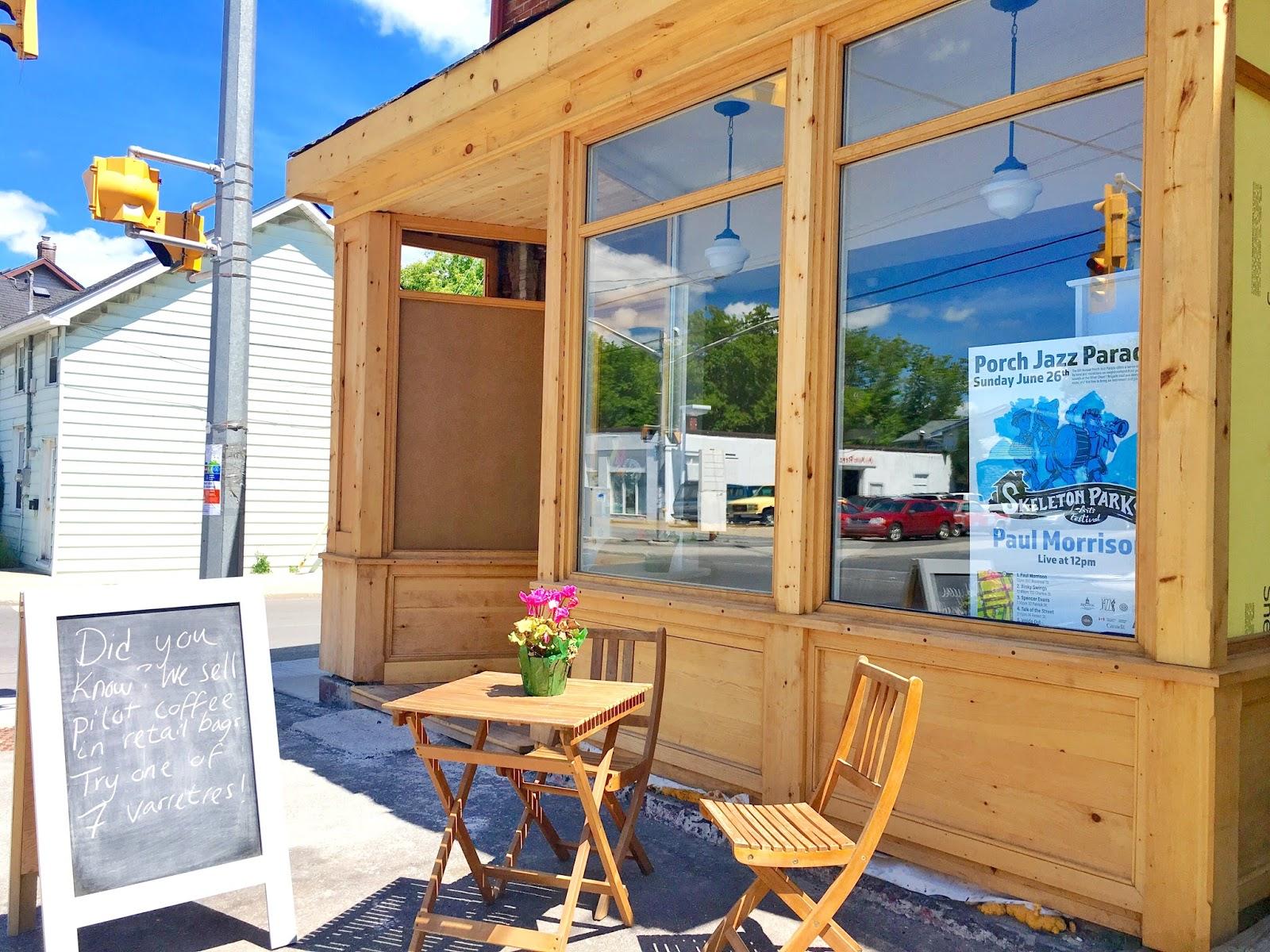 The Elm Cafe