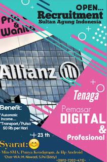 LOKER DIGITAL MARKETING SULTAN AGUNG INDONESIA LAMPUNG JUNI 2020