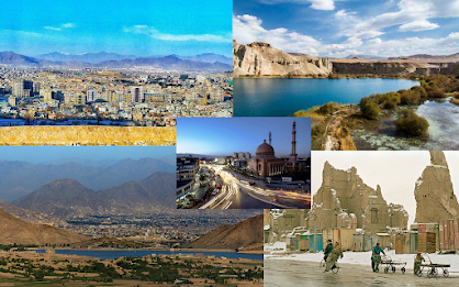 Kabul-Where Is Afghanistan Located