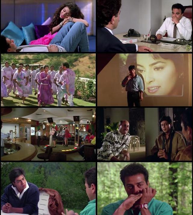 Darr 1993 Hindi 720p HDRip