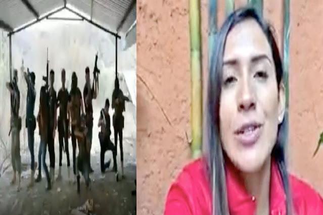 La estrella de Exatlón Zudikey reta al Cártel de La Familia Michoacana