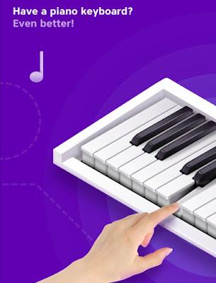 تحميل تطبيق أكاديمية البيانو - لتعليم العزف | Piano Academy