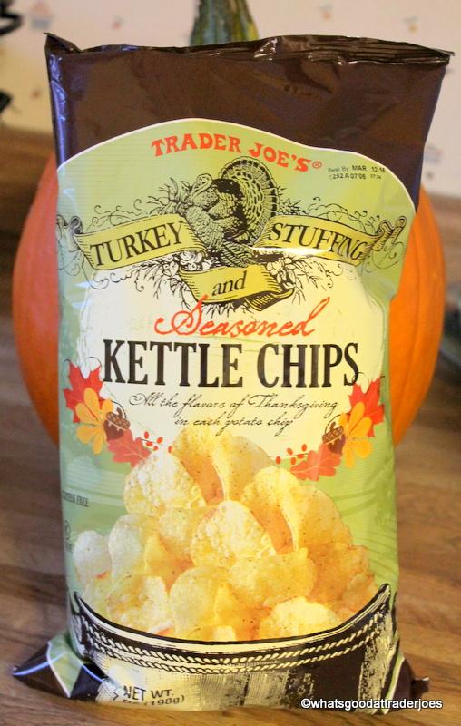 Image result for trader joe's thanksgiving chips