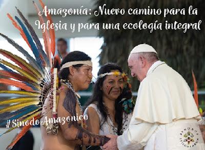 Proyecto geopolítico del Sínodo Amazónico