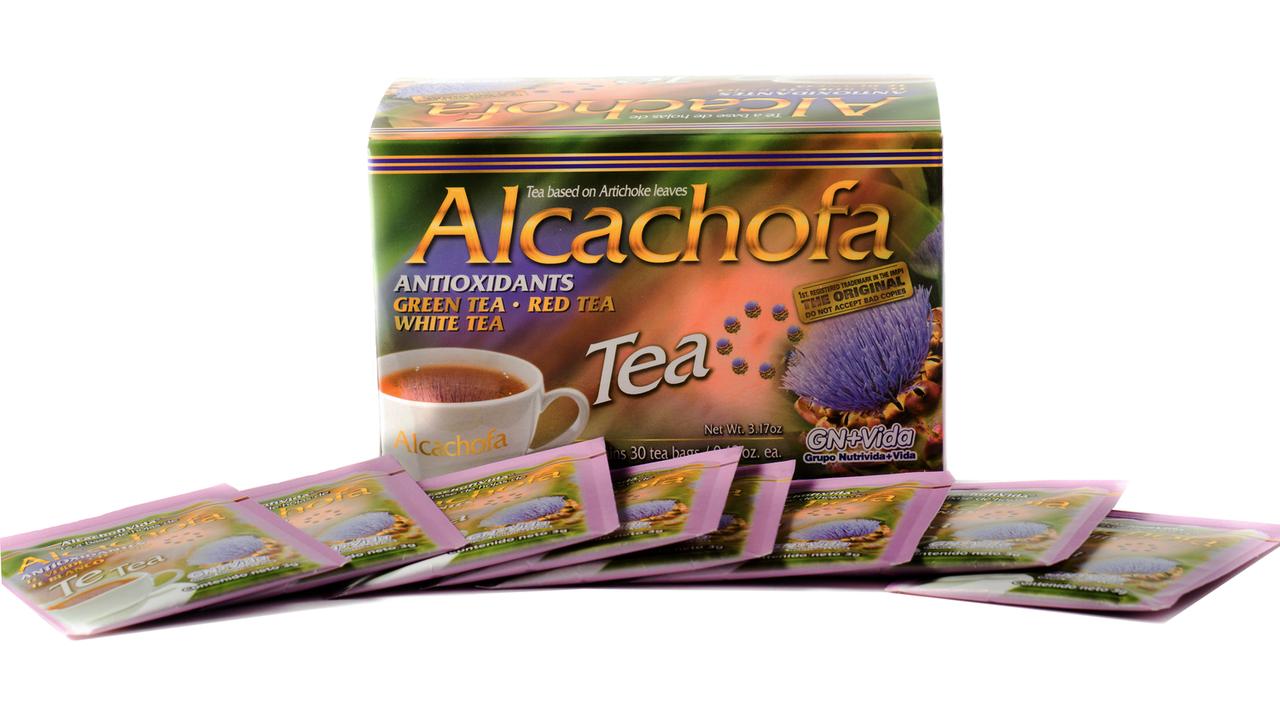 Te de alcachofa para perder peso