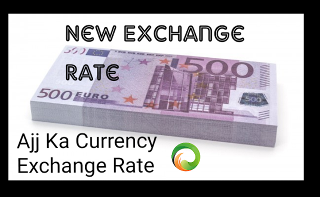 Today New and Latest Foreign Currency Exchange Rates in Pakistan and India