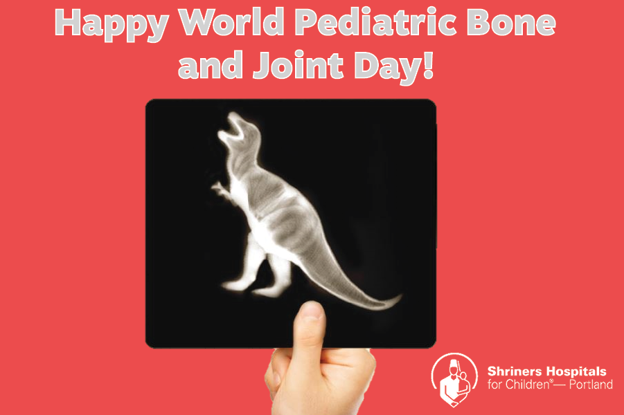 World Pediatric Bone and Joint Day Wishes Beautiful Image