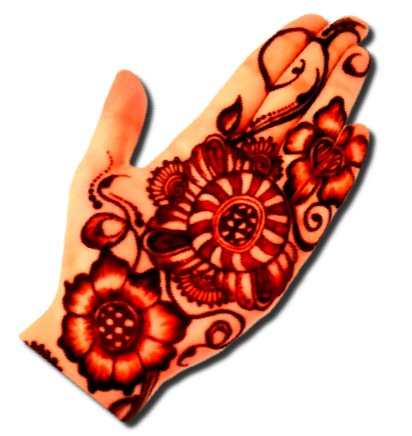 Festival Mehndi Designs for Front Hand