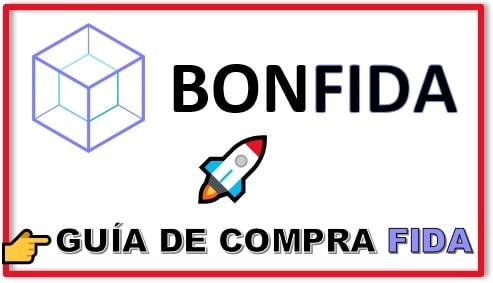 Cómo y Dónde Comprar Criptomoneda BONFIDA (FIDA) Tutorial Español