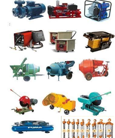 Bạn biết gì về các loại máy xây dựng trên thị trường?