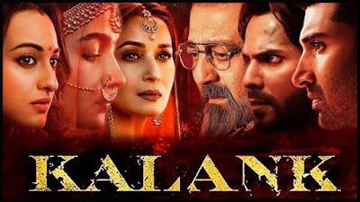 Movie Poster KALANK