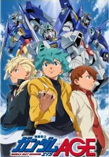 Mobile Suit Gundam AGE Episode 01-49 [END] MP4 Subtitle Indonesia