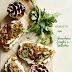 Bruschette con stracchino funghi e lenticchie