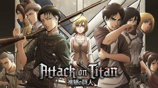 Curhat Pribadi tentang Attack on Titan (Shingeki no Kyojin)