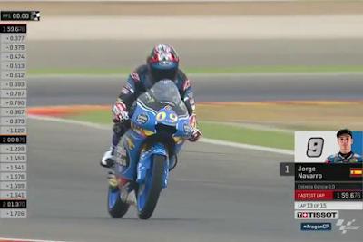 Hasil Lengkap Latihan Bebas 1 Moto3 Aragon, Spanyol 2016