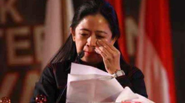 Dongkrak Elektabilitas, Puan Diminta Menangis Bersama Rakyat