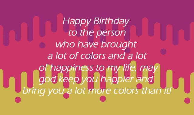 touching birthday message to a best friend tagalog