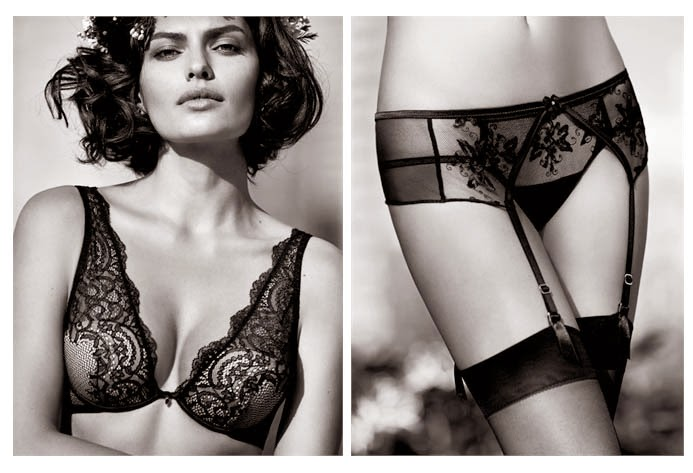 Intimissimi Lingerie Spring/Summer 2014 Campaign featuring ...
