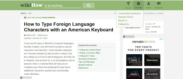 https://www.wikihow.com/Type-Foreign-Language-Characters-with-an-American-Keyboard