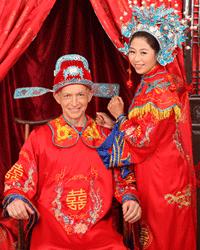 Chinese wedding matchmaking
