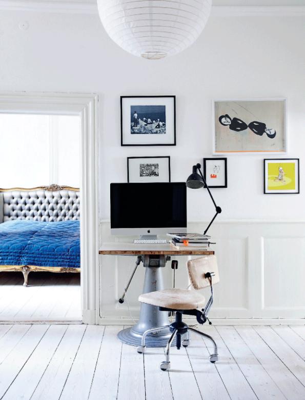 casa escandinava con estilo chic and deco blog