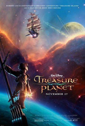 Treasure Planet #100DaysOfDisney