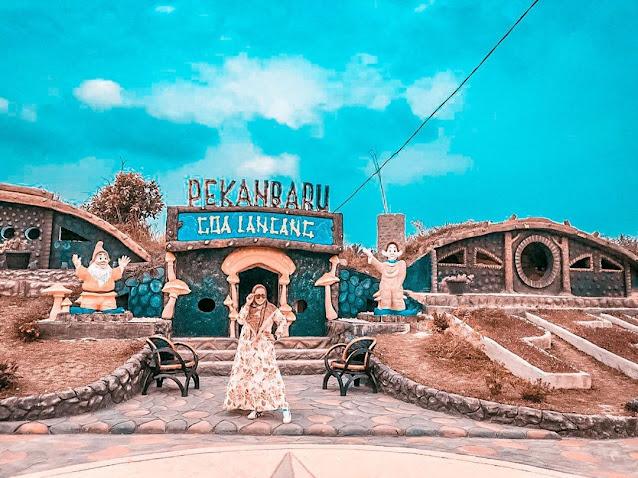 Taman Wisata Love Refi di Pekanbaru