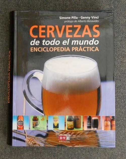 libro cervezas de todo el mundo