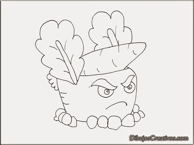Dibujos Para Colorear De Pajaro Azul Angry Birds Imágenes Dibujos ...
