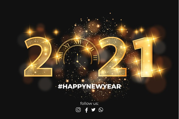 Wishes New Year 2021