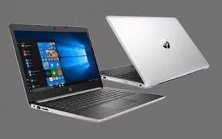 laptop untuk gaming HP 14 cm0078AU dengan ryzen 5