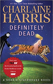 Review - Definitely Dead by Charalaine Harris