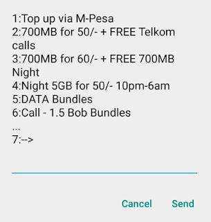 Telkom night bundle