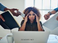 Atasi Dengan Ini Jika Stress Dalam Bekerja