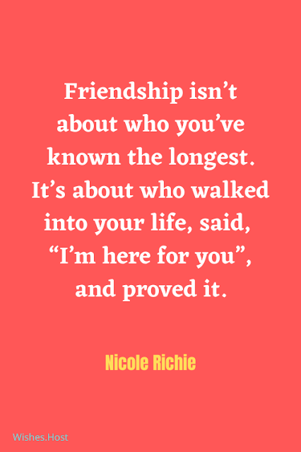 beautiful friendship quotes to a friend