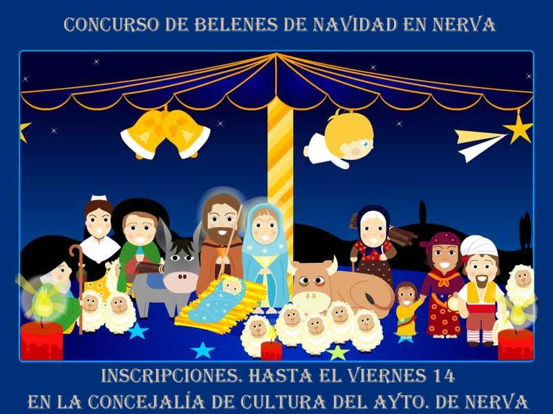 023b90e853d ... Nerva acaba de convocar una nueva edición del tradicional Concurso de  Belenes de Navidad con la intención de contribuir al mantenimiento y  protagonismo ...