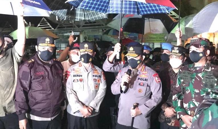 Kapolri: Pelaku Bom Bunuh Diri Jaringan JAD dan Pernah Ngebom di Jolo Filipina