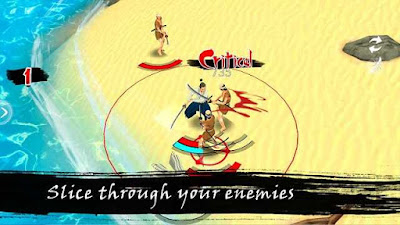 download Bushido Saga MOD Unlimited Money Apk Android Terbaru