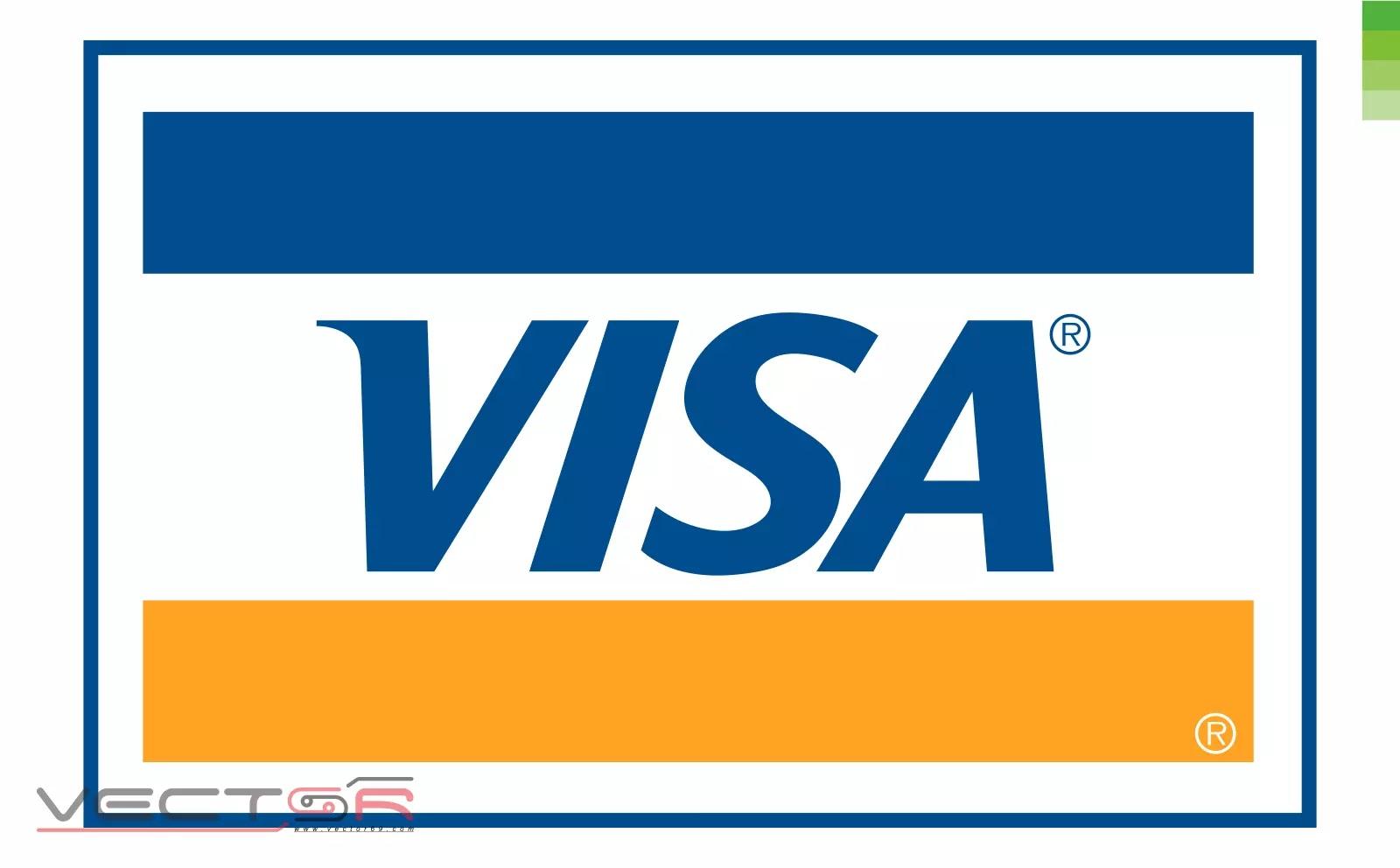 Visa (1992) Logo - Download Vector File CDR (CorelDraw)