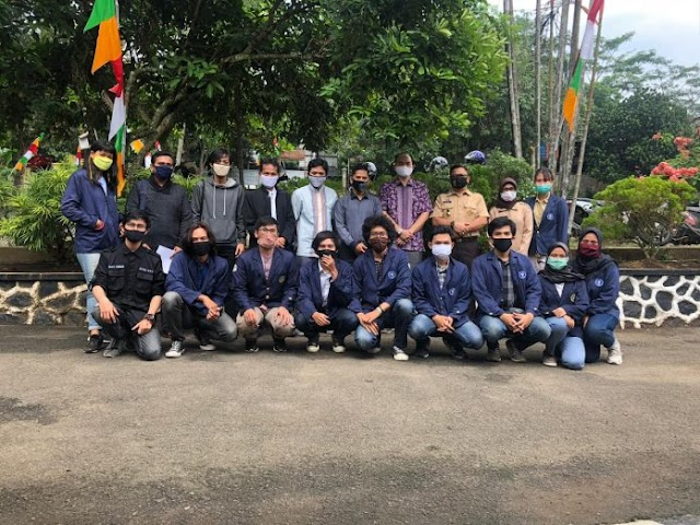 Pelatihan Pemetaan Pendapatan Masyarakat Desa Bantarjaya