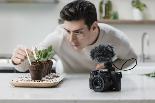 Canon lança EOS M50 Mark II