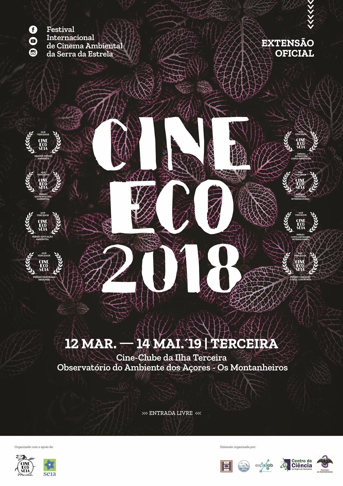 CINE ECO 2019 - Extensão Oficial da Ilha Terceira - CCA