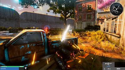 Gene Rain Wind Tower Game Screenshot 5
