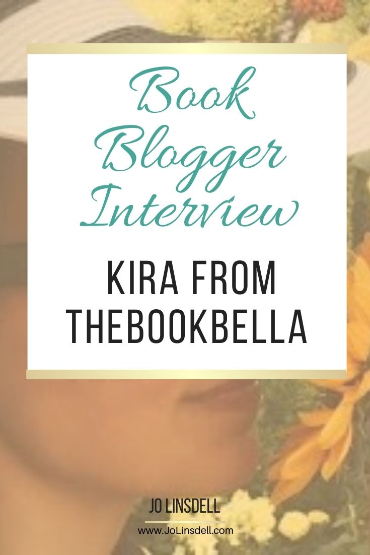 Book Blogger Interview Kira from Thebookbella