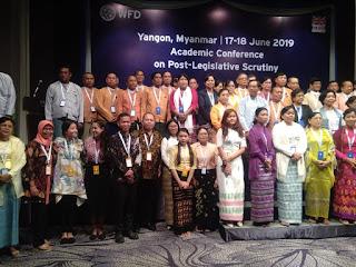 Di Myanmar, CHRM2 UNEJ  Gelar Konferensi Pentingnya PLS