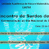 UFCG promove I Encontro de Surdos em Cuité PB.