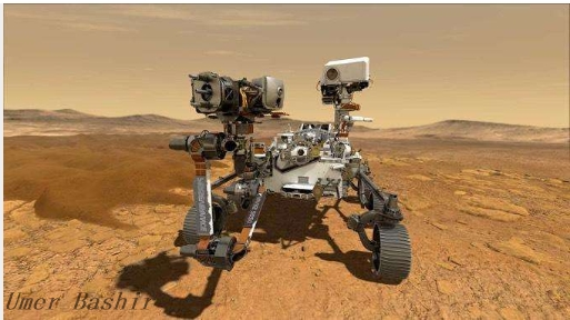 The Mars Rover launch was delayed July 30